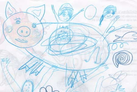 kid pig 3 Correction