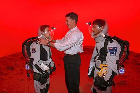 Strathmore Astronauts