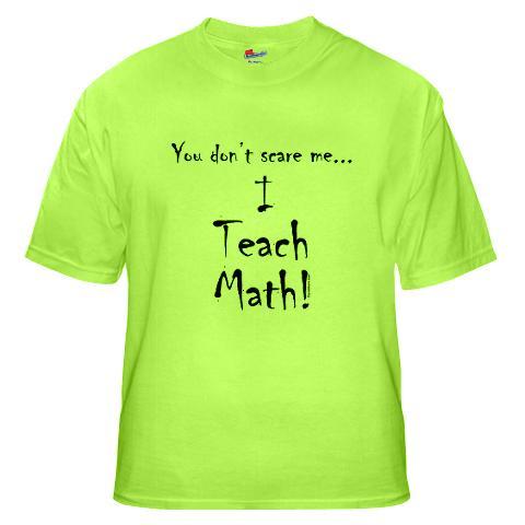 funny math tshirts mathspig blog