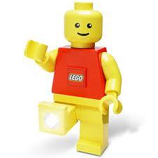 In a lego olympic triathlon little lego men girls aliens have to