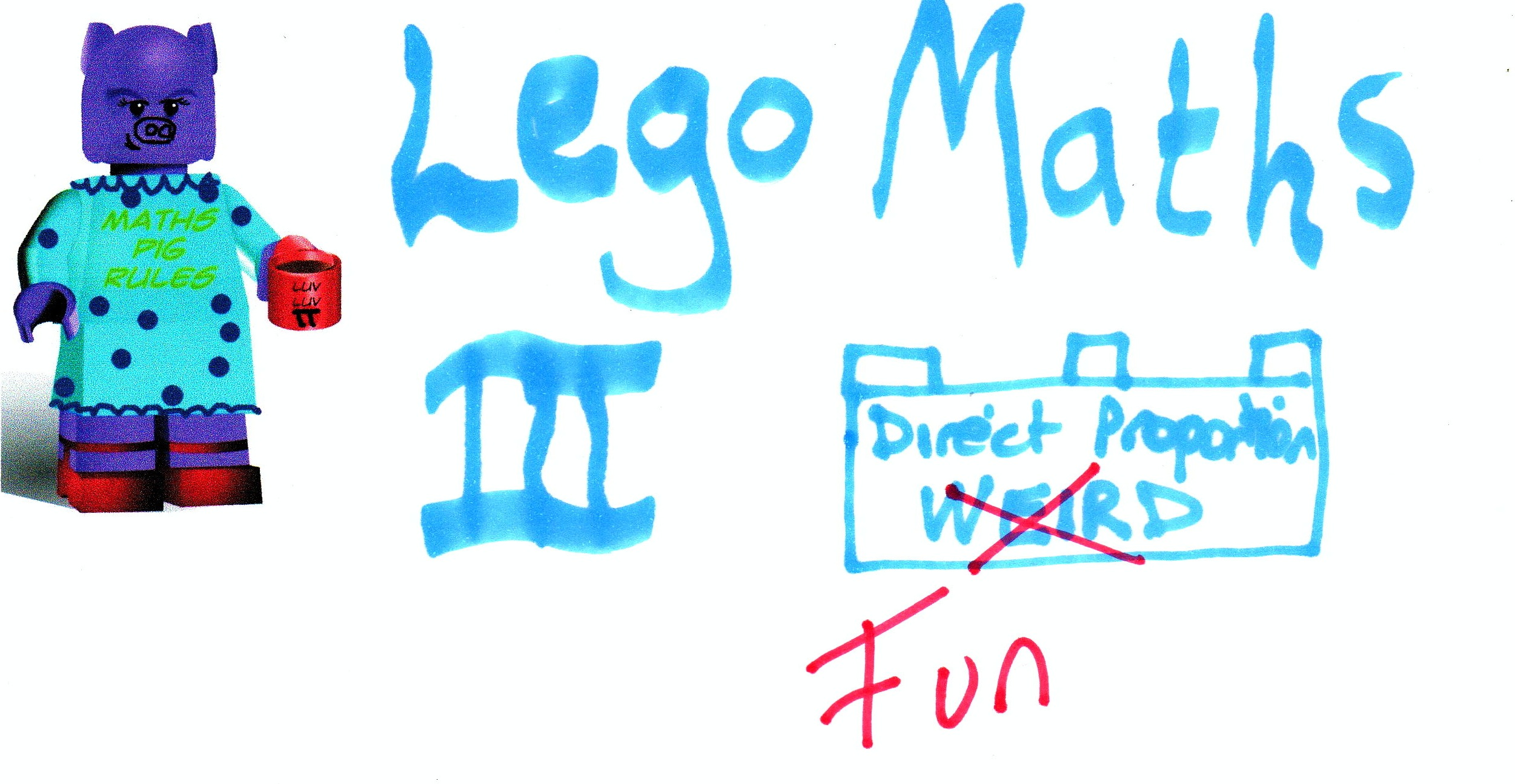 Lego Maths | Mathspig Blog