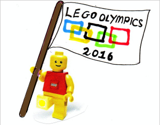 Lego Olympics 2016