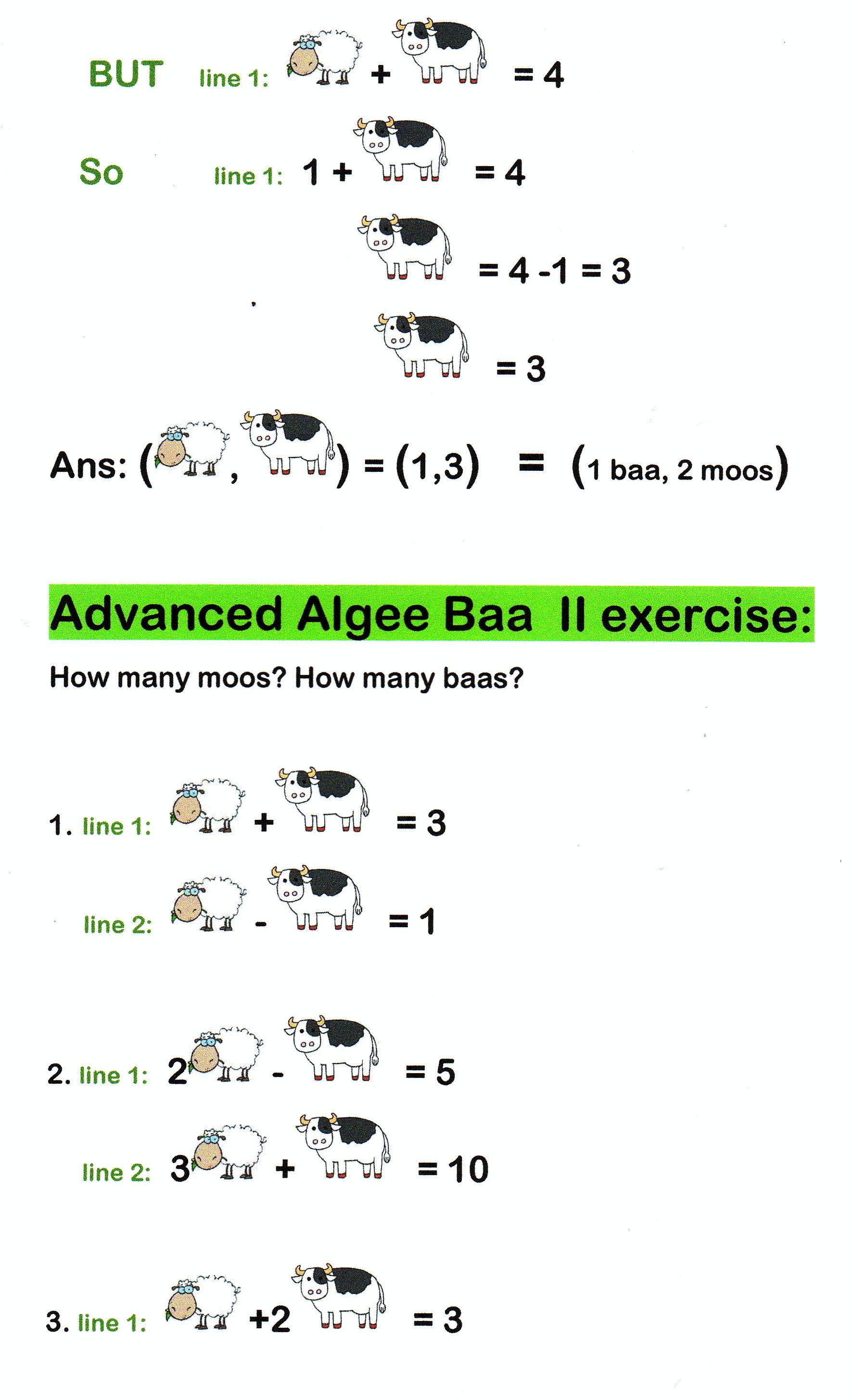 algebra joke – Math Joke Worksheets