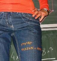 1.2 The Math Jeans by Peren Linn
