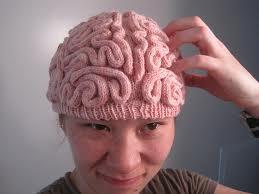 2 brain hat