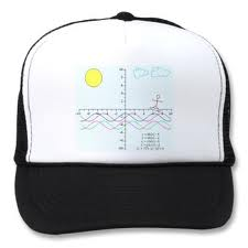 4.1 surfer math hat
