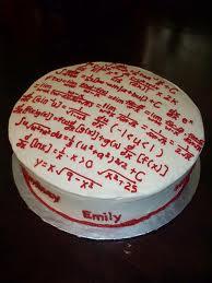 4. calculus cake