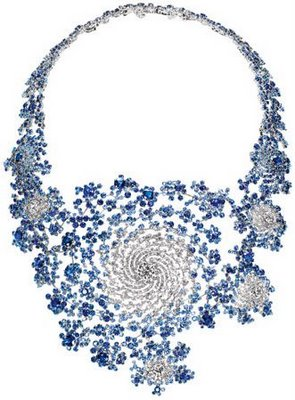 fractal jewllery by Mark Newson for boucheron