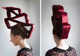 geometric hair 2