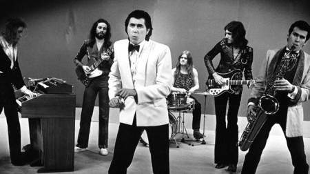 Roxy Music with Brian Eno