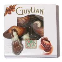 Guylian sea shells