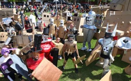 Box Wars Canberra