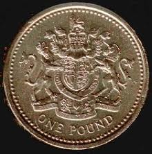 UK [pound coin