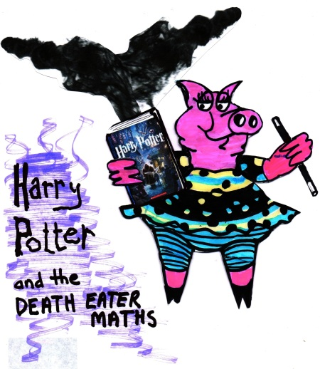 Harry Potter Maths Pig