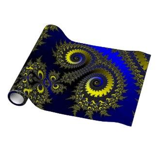 1a fractal_math_gift_wrap_