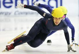 Apollo Ono USA speed skater
