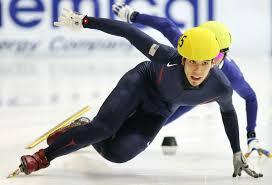 Apollo Ono USA speed skater