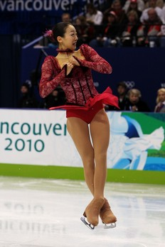 Mao Asada, Japan, triple Axel