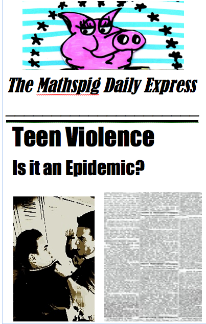 Mathspig Daily Express 2