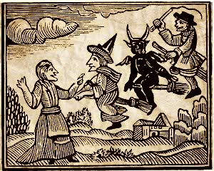 a strong belief in the devil and superstition during the salem witch trials Definitions of salem witch trials, synonyms,  for there was a strong belief that satan was present and active  the devil discovered: salem witchcraft 1692.