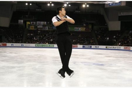 Patrick Chan, Canada, Triple Axel