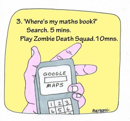 Mathspig Hugo 3a Homework