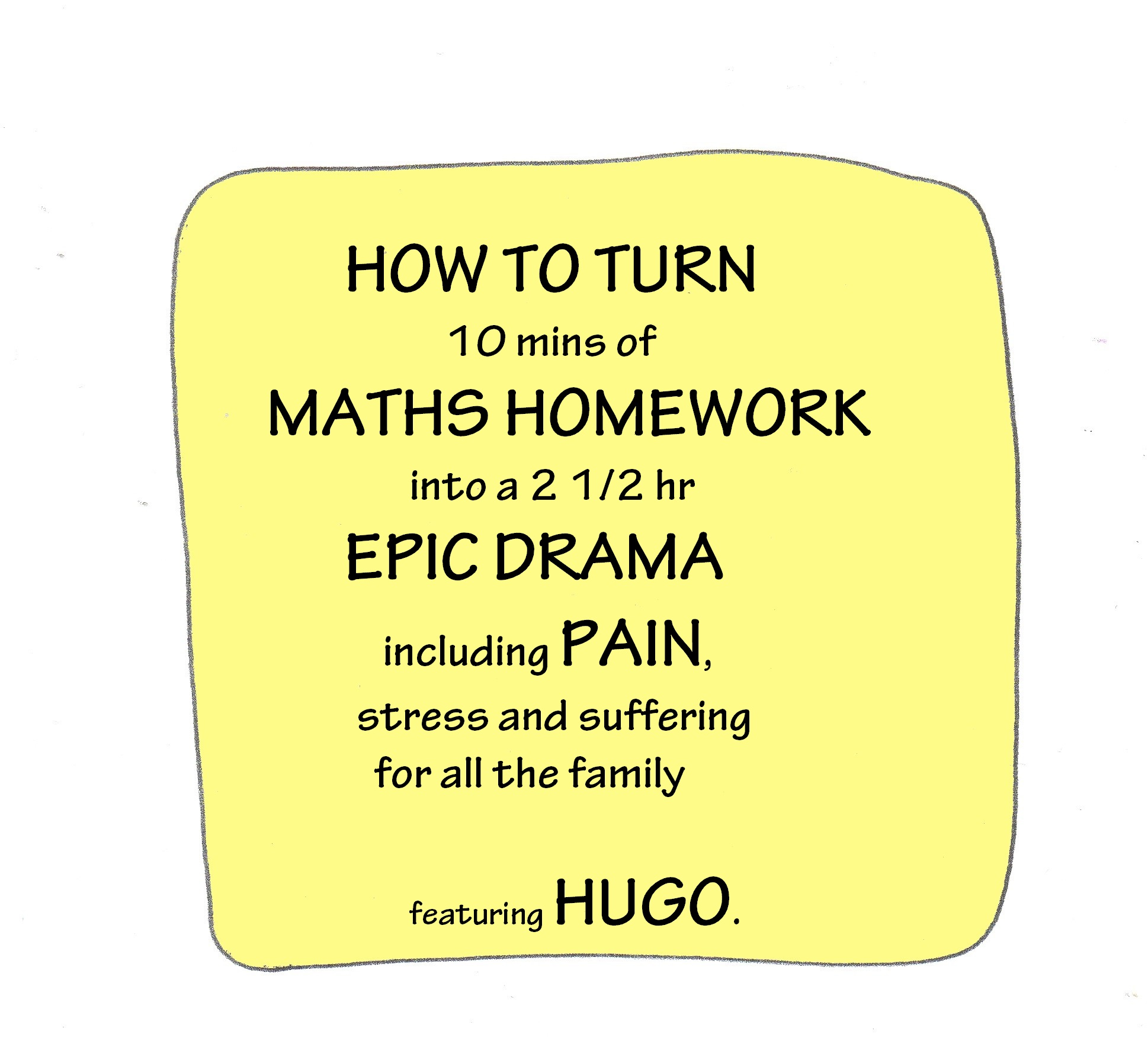 math homework | Mathspig Blog