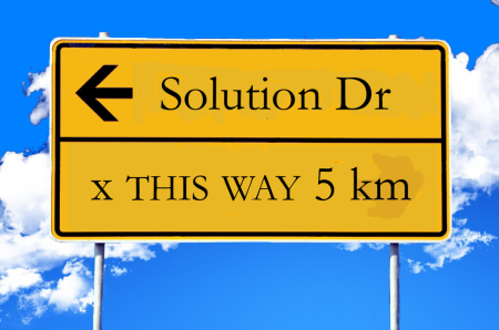 0 SOLUTION DRsign post