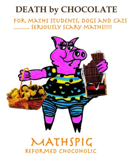 Mathspig Death by Chocolate herculanum