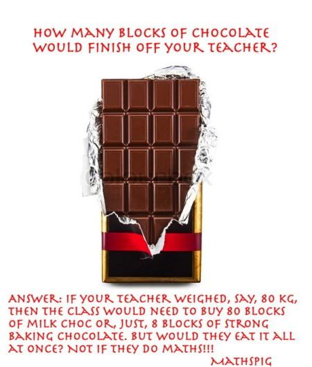 Mathspig How to kill your maths teacher