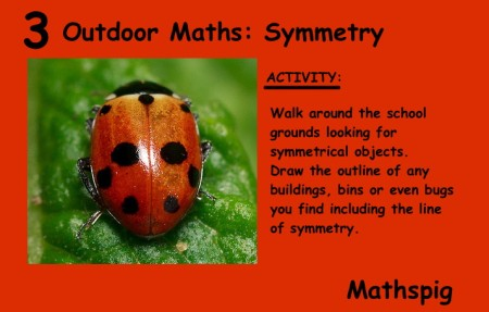 Outdoor Maths 3 mathspig