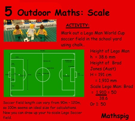 Outdoor Maths 5 Mathspig