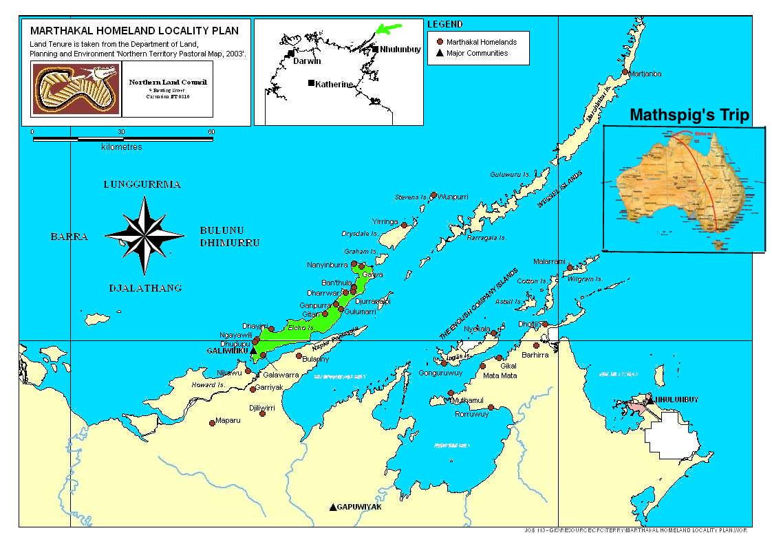 Elcho Island: Mathspig Blog
