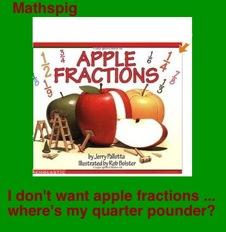 mathspig fractions