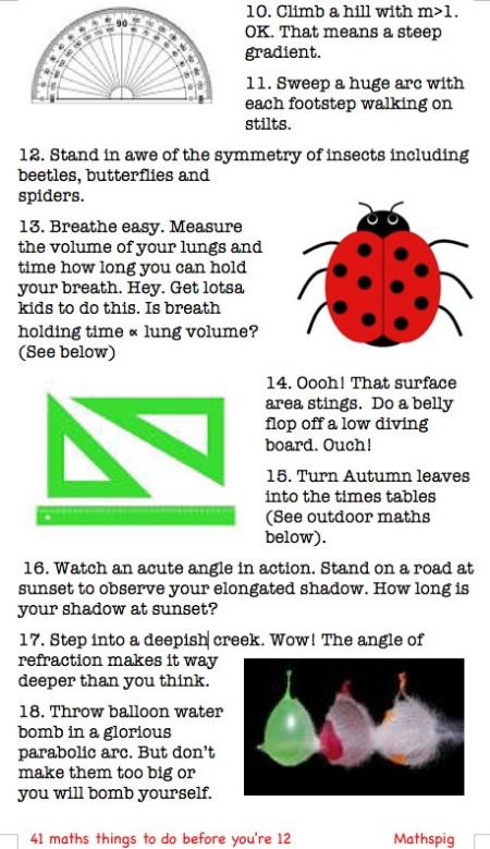 Mathspig 41 maths things 2