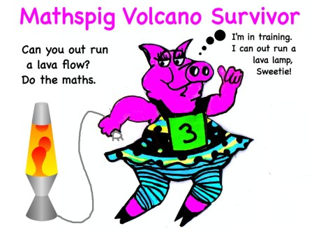 Mathspig Volcano