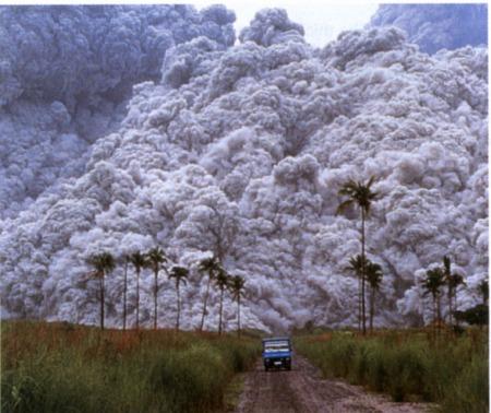 Mt Unzen  volcano-world