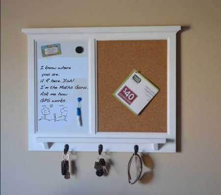 7 GPS whiteboard