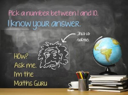 Mathspig chalkboard 1