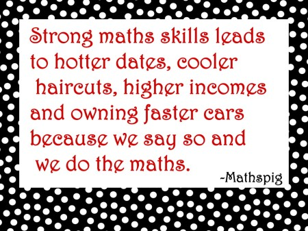 Mathspig hot date quote