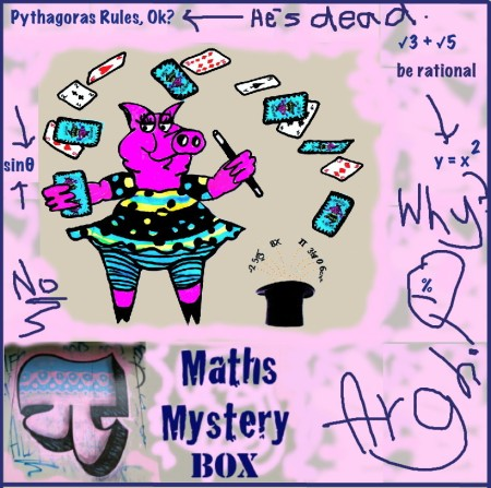 Mathspig Maths Mystery Box