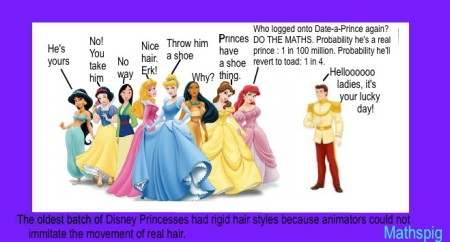 pic 10 disney pricess dilema
