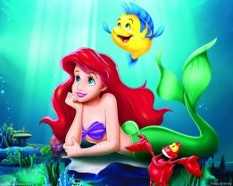 pic 9 Ariel-the-little-mermaid