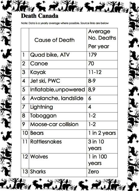 Death Canada Mathspig