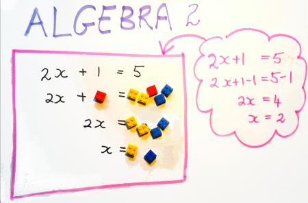 Lego Algebra 2