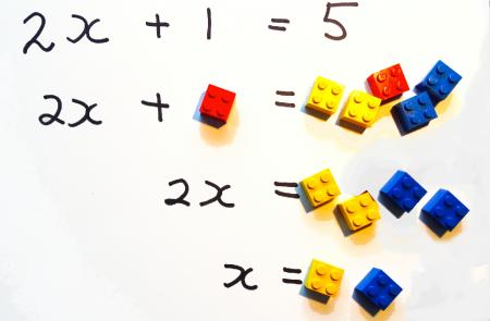 Lego Algebra 2a