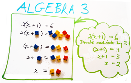 Lego Algebra 3