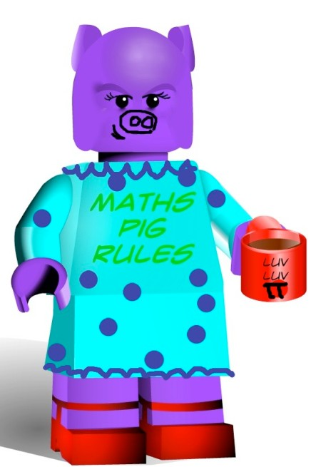 Lego Mathspig 2
