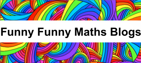 Mathspig Funny maths blogs