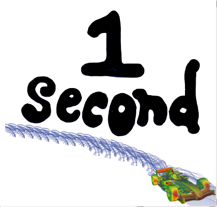 1 Second Logo